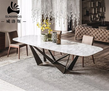 Modern Stylish And Luxury Marble Dining