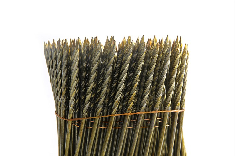 Quick Lead Coil Roofing Helical 15 Degree Steel 2-1/2 Coil Nails