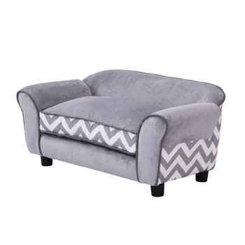 Fantastic Pet Sofa Couch Dog Cat Wooden Sponge Sofa Bed Lounge Comfortable Luxury W Cushion Grey Buy Pet Sofa Couch Dog Bed Luxury Bed Pet Nest Sofa For Large Ocoug Best Dining Table And Chair Ideas Images Ocougorg