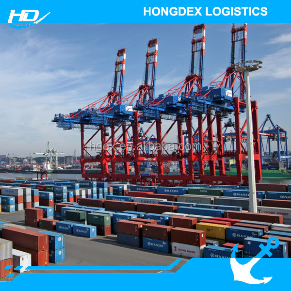 sea freight forwarding china to india