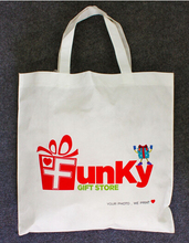 Cheap Sublimation Printed Foldable Shopping Bag On Wholesale