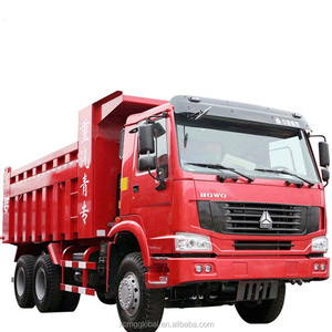 China Howo 6x4 70 tons mining large dump trucks