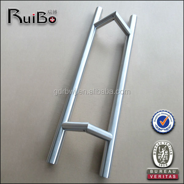 RB-3073A New style offset door handle stainless steel