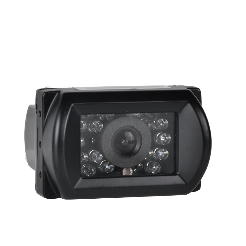 Vehicle rear view security cameras systems