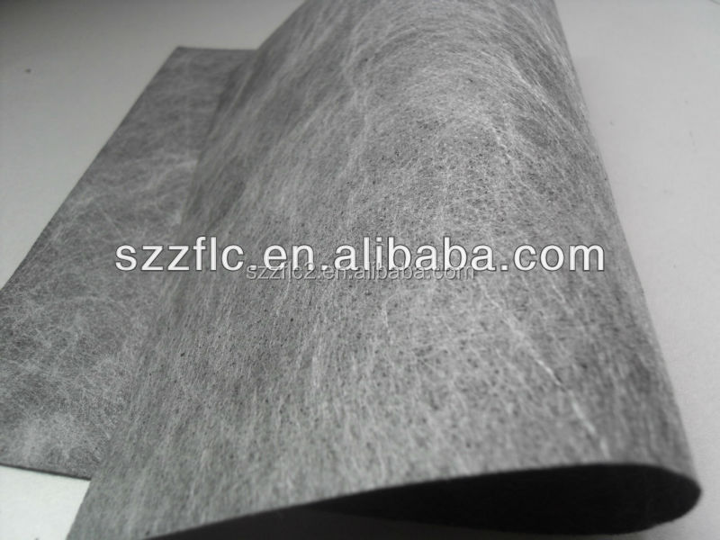 Active Carbon Fiber Melt Blown Filter Media For Mask