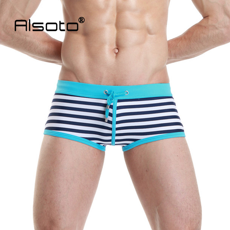 Men's Swimwear At HisRoom, we carry a vast and varied selection of men's swimwear. Men's bathing suits are no longer just a pair of trunks. When it comes to bathing suits, men are wearing boardshorts, trunks, bikinis and thongs.