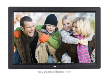 17 Inch Full Hd 1080p Digital Photo Frame Ultra Slim Gift Digital