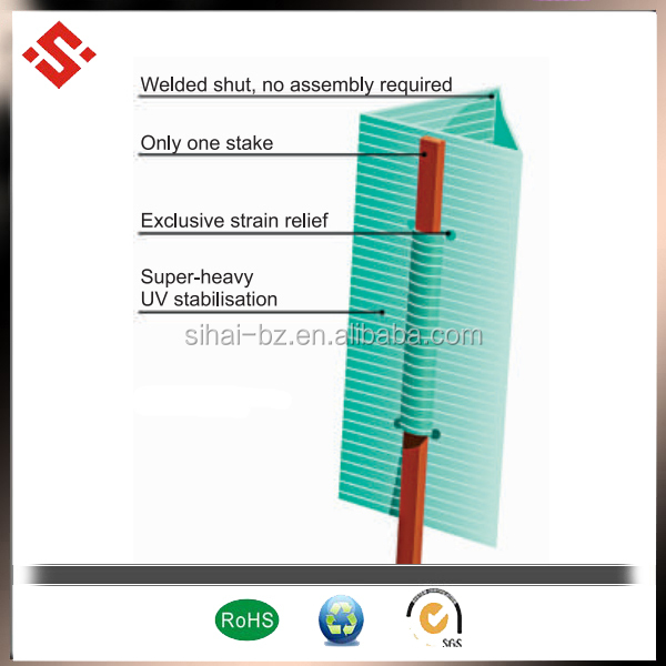pp corrugated plastic coroplast tree guards
