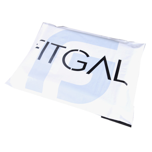 10*13 Colored Poly Mailers A4 Plastic Mailer Envelope Custom Polythene Shipping Bags With Handle Polymailer With Logo