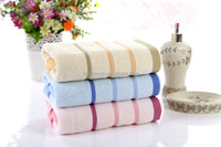 100% cotton towel with low price