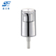 Durable 28mm treatment cosmetic aluminum cream pump for personal care