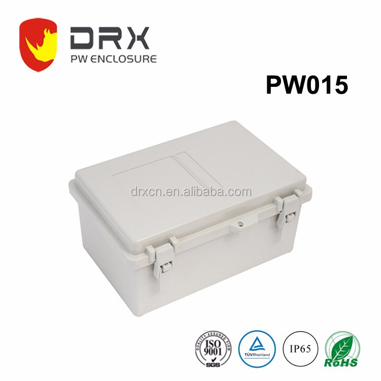 EVEREST Plastic abs outdoor indoor connection Junction battery enclosure/box