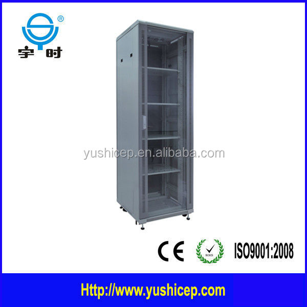 SGS approved professional manufacture floor standing 32u server rack