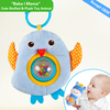 Multifunctional car/bed/crib hanging bell newborn baby toys for kids