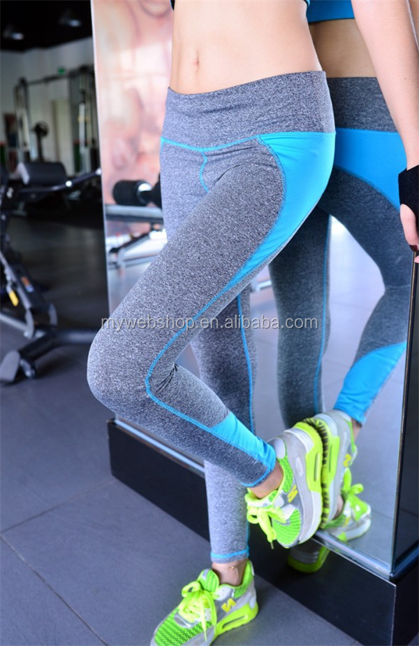 Sexy Tight Around Sport Long Pants High-elastic High Quality Running The Fitness of Pants