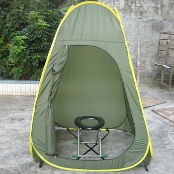 movable easy folding portable changing camping toilet tent view portable camping toilet tent. Black Bedroom Furniture Sets. Home Design Ideas