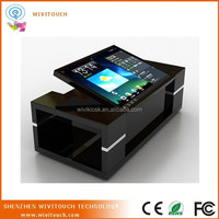 42inch LG panel multi touch table kiosk enclosure