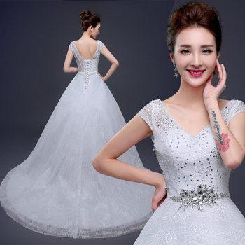 Alibaba China Best Selling Ball Gown Islamic Women Wedding Dresses ...