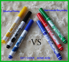 Promotion Mini Permanent Marker Pen with Blister Card Package