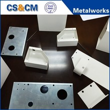 CNC Aluminium/Metal custom bending/welding/cutting/stamping part