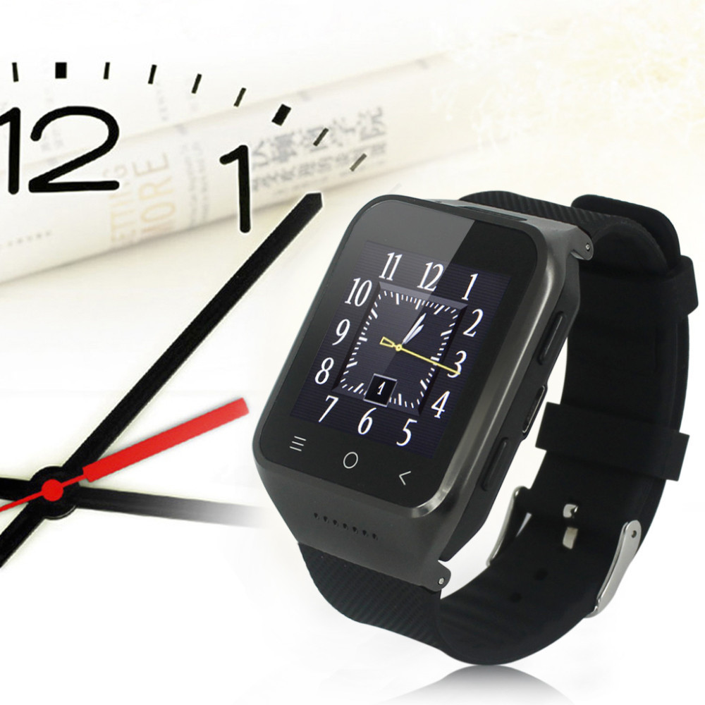 Smart Watch Phone S8 1.54 Inch Smartwatch Sync / SIM 5MP Camera Support GSM Bluetooth For Samsung HTC Android Smartphone