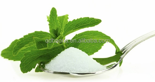 High quanlity best price natural stevia powder Rebaudioside A 97%/98%/99% China manufacturer