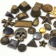 Wholesale High Quality Flat Back Antique Metal Hot Fix Decorative Studs And Spikes