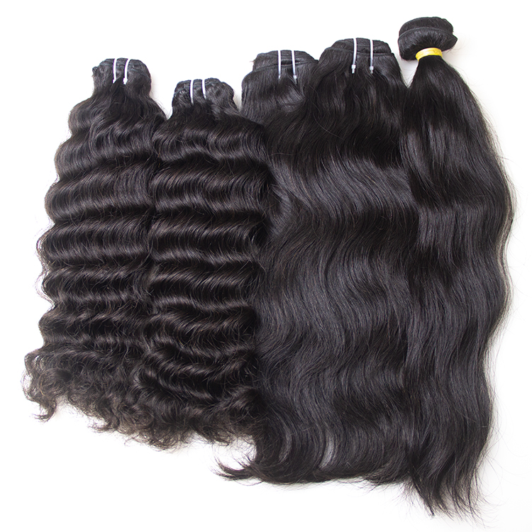 Wholesale Cuticle Aligned Grade 10A Raw Indian <strong>Hair</strong>, Virgin Raw Curly Human <strong>Hair</strong> Bundles Extensions Directly From India Vendor