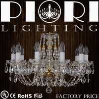 2017 Most Popular Golden Mini Size Artistic Small Dining Room Chandeliers