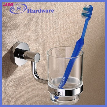 China Trade Assurance Supplier Wall Mounted Bathroom Cup Holder