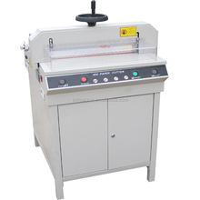 QZ-450B electric and manual die cutter for paper