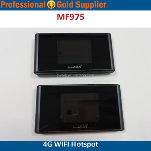 original pocket WiFi 306ZT ZTE MF975 4G LTE Cat6 mobile wifi router