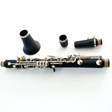 Professionelle förderung instrument <span class=keywords><strong>klarinette</strong></span> vernickelt 17 tasten <span class=keywords><strong>Eb</strong></span>