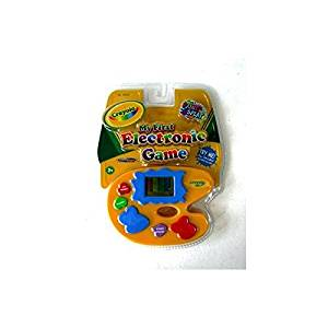 Crayola Paint Splat My First Electronic Game Ages 3+