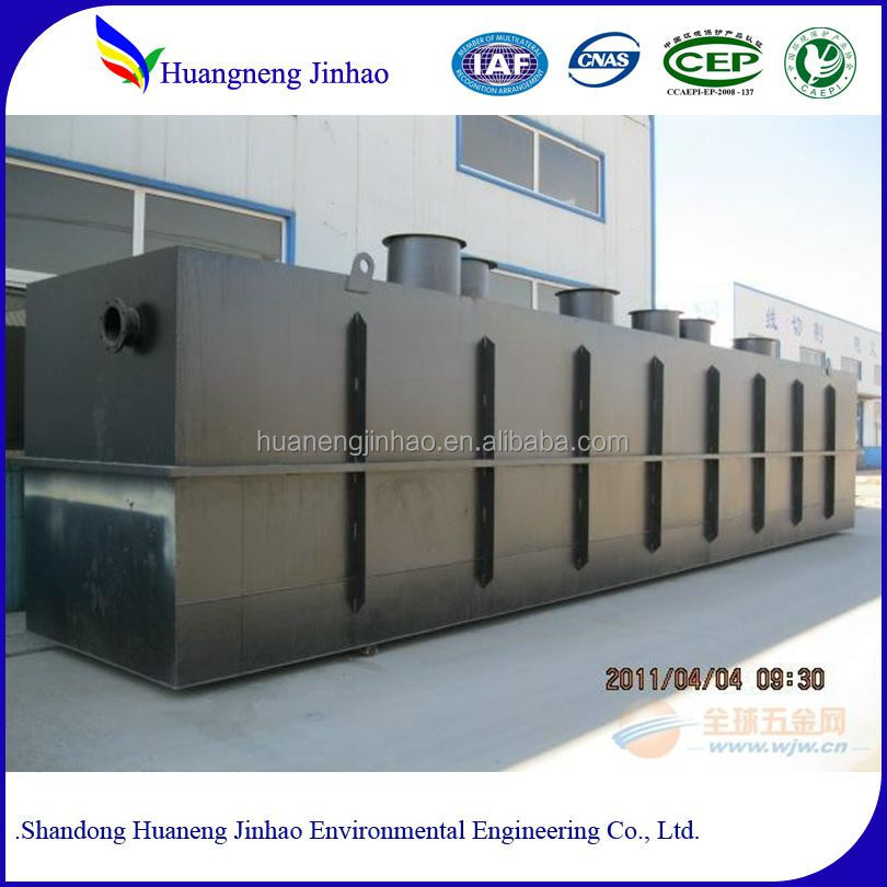 MBR Membrane Reactor for Effluent Treatment