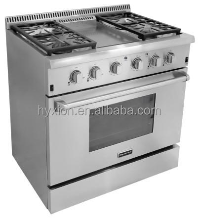 Wholesale Kitchen Appliances Hyxion Gas Range Reviews - Buy Gas ...