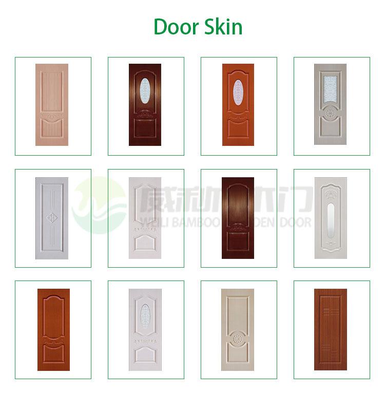 Decorative Whole Interior Door Design Rfl Pvc Price