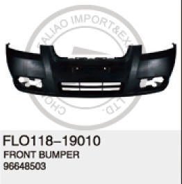 CAR FRONT BUMPER FOR AVEO/LOVA '07(OEM NO96648503)