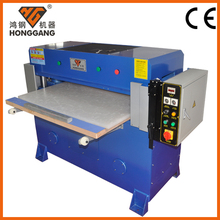 2018 Manual Hydraulic Plane Die Cutting Machine for genuine leather bags
