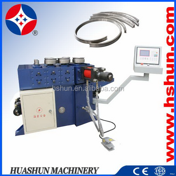 HS-GY-100 top quality classical section and pipe rolling machine