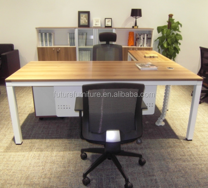 Office Desk With Side Return Office Desk With Side Return