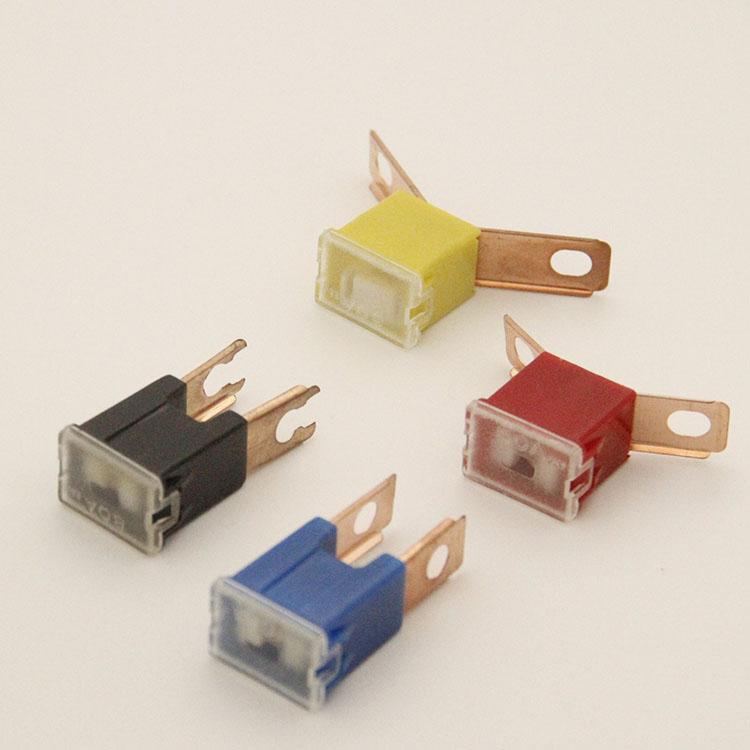 J Case Type Female Fuse 25 Amp Jcase Cartridge Low Profile Car Auto Cable Fuse