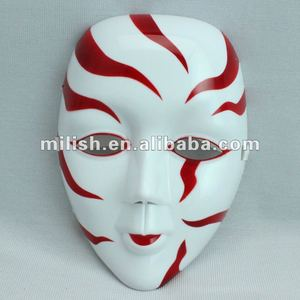 electroplating plastic masquerade mask for kids or adults MPM-243