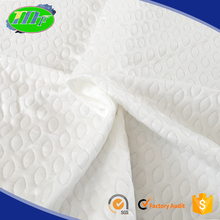 Textile waterproof knitted cool touch laminated mattress ticking mattress fabric