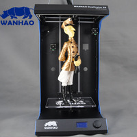 2016 WANHAO Best price 3d Printer With High-Quality Filament micro sd card duplicator5