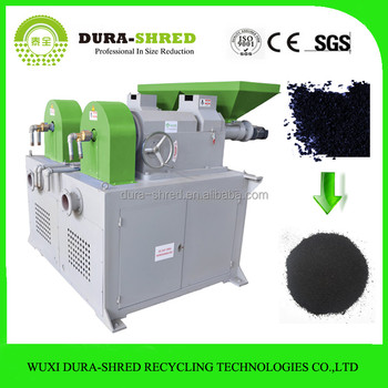 Hot Sale Waste Tire Recycling Machine For Rubber Powder For Sale ...