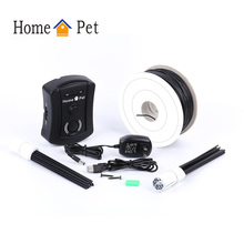 Easy-to-install rechargeable 500-5000sq ft area portable electric dog fence