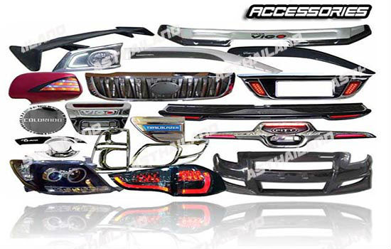 Thailand Car Accessories, Thailand Car Accessories Manufacturers and ...