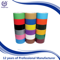 hotmelt Adhesive Cloth Tape Different Color Duct Tape Low Price