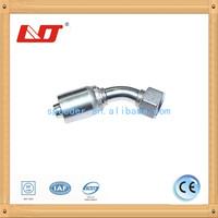 Metric O-ring Hydraulic Hose Fitting
